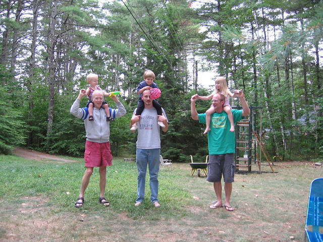 Maine, kids, 2005, Canon POWERSHOT A520