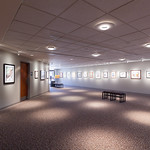 25th Annual Colorado Watercolor Society State Exhibition - Photo by Wes Magyar