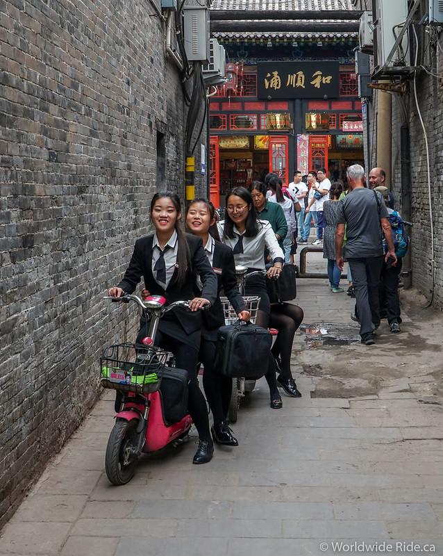 China Pingyau Acient City-18
