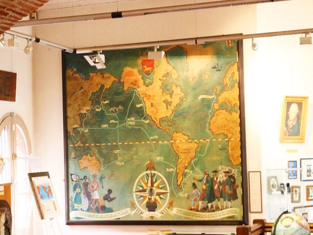 muzeul laperouse obiective turistice albi 3