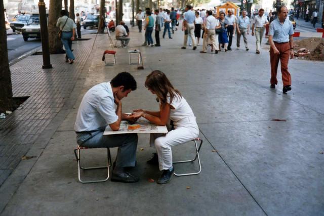 Rambla - Barcelona