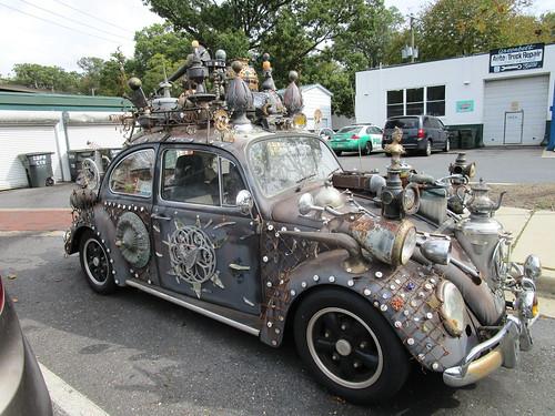 Art Car, October 8, 2017