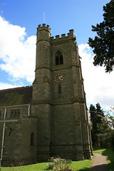 St. Peter's Church, Church Lawford, Warwickshire