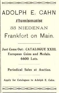Adolph Cahn NUM Apr 1911 149