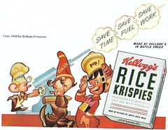 Rice Krispies, 1943
