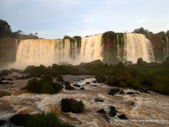 The Majestic Iguazú Falls Brazil