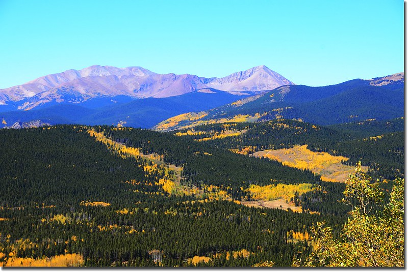 Fall colors, Kenosha Pass  (32)