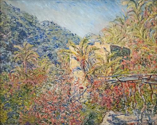 Effet de soleil de Claude Monet (Musée Rodin, Paris)