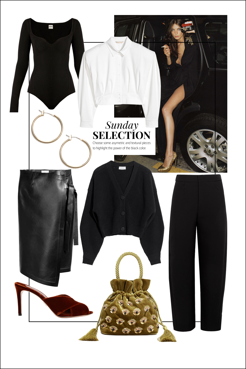 SUNDAY SELECTION | Back To Black