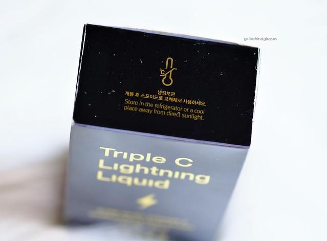 COSRX Triple C Lightning Liquid3