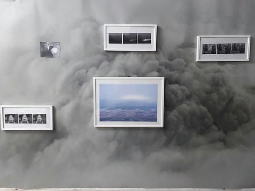 David Fathi au festival de la photographie contemporaine