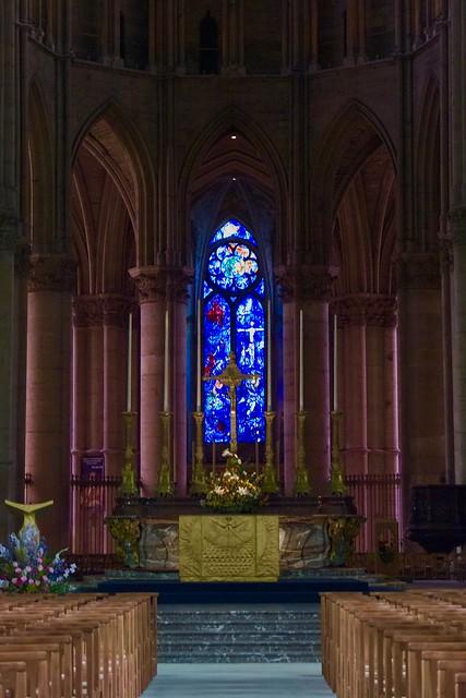 Cathédrale Notre-Dame - Reims (Champagne), France  1010118rt