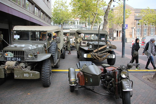 Bevrijding Nuenen 22 september 2017
