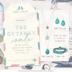 Our Getaway Sale + 25% Off Select Styles Ends Midnight PT Tonight so shop these deals while you can online at: www.chloeandisabel.com/boutique/thecelticpearl   #Sale #Ending #Save #LastDay #LastCall #Discount #Promo #deal #steal #jewelry #fashion #accesso