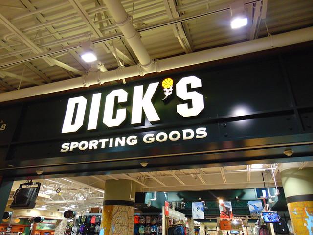 Dicks sporting goods buckland hiils