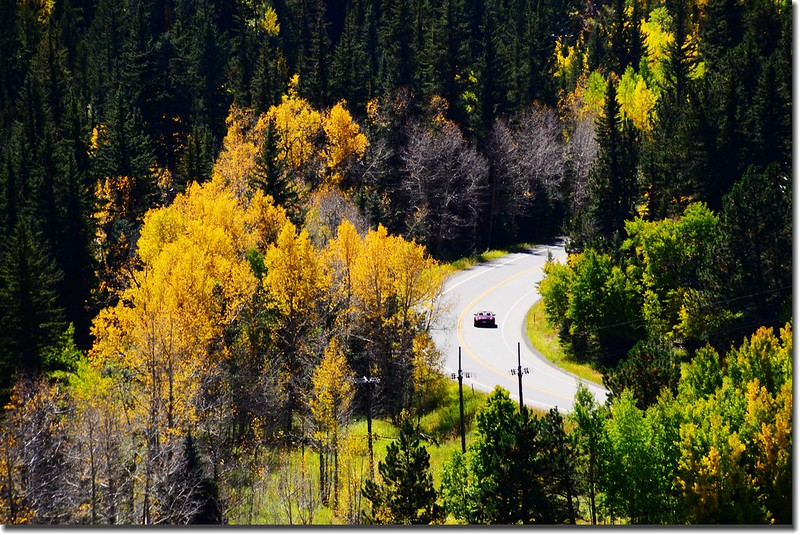Peak to Peak Scenic Byway in Fall, Colorado (9)
