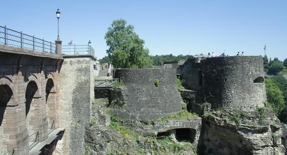 Ontdek Luxemburg Stad in een weekend, kazematten | Mooistestedentrips.nl