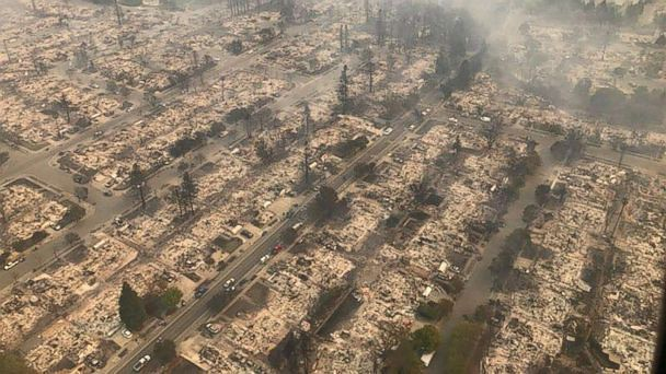 Californian fires 37375950470_13f1ec29ed_b