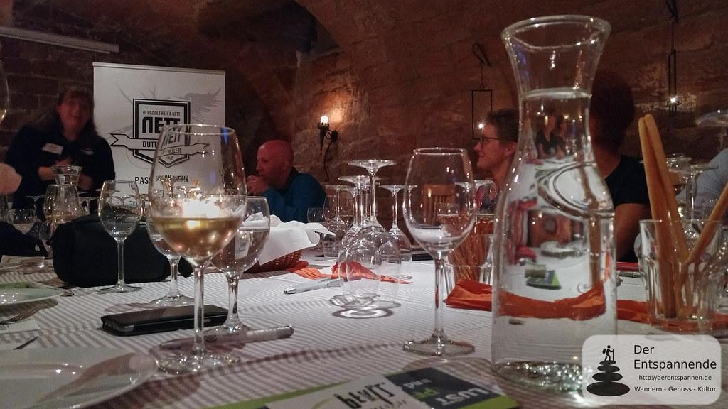 Weinprobe im Otterberger Hof