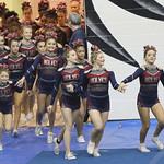 WKHS Cheer, Varsity, LHS Cheer Classic, 10-30-2017, LRJ