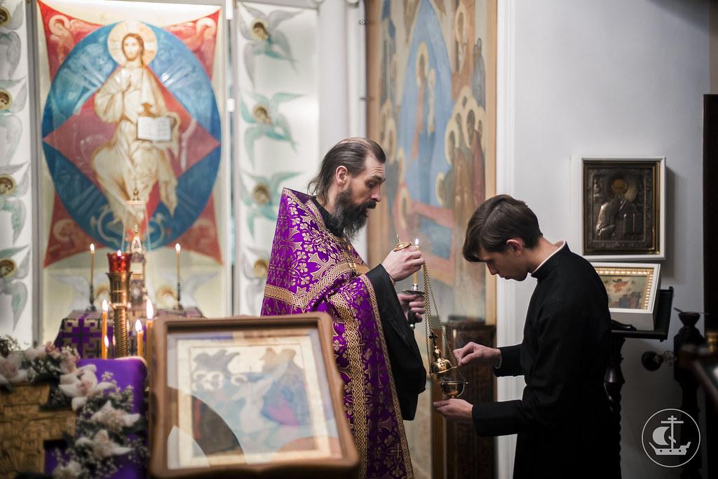 1 октября 2017, Неделя 17-я по Пятидесятнице / 1 October 2017, 17th Sunday after Pentecost