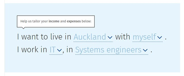 001. Cost of Living Calculator for New Zealand   New Zealand Now