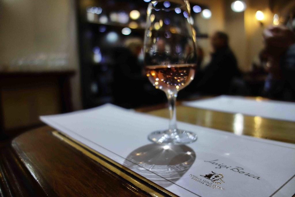 Mendoza - Bodega Luigo Bosca Degustation Rose