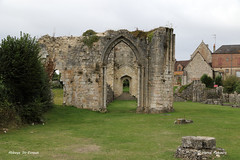 61 Saint-Evroult-Notre-Dame-du-Bois - AbbayeXIII XV XVI XVII
