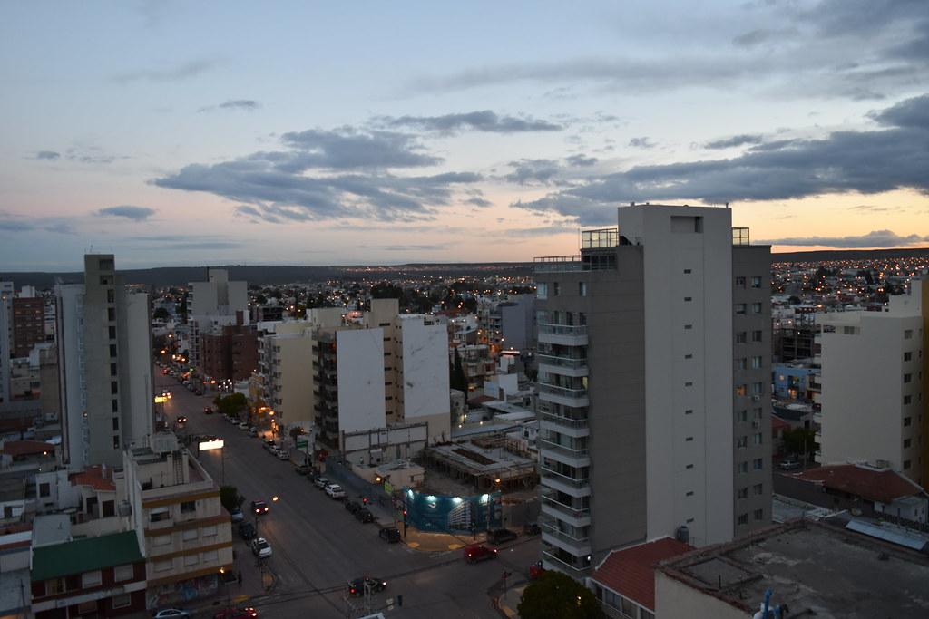 Costa - Ciudad - Madryn