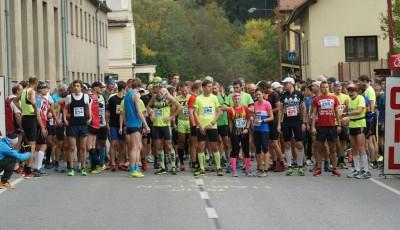 Jubilejní Pojizerský maraton vyhrál Šťastný