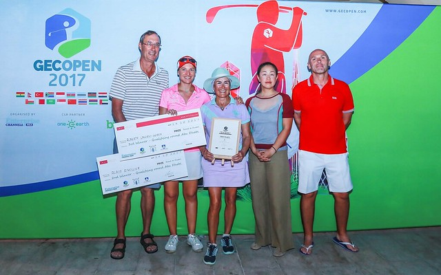 GEC Open 2017 - Abu Dhabi