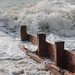 Surf and Groynes at Worthing-EA160271