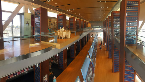 William J. Clinton – Presidential Library and Museum (1394)