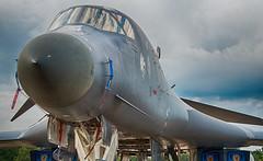 Rockwell B-1 Lancer Supersonic Bomber