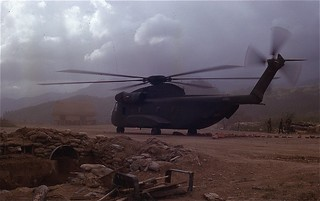 CH-53 Helicopter, November 1967