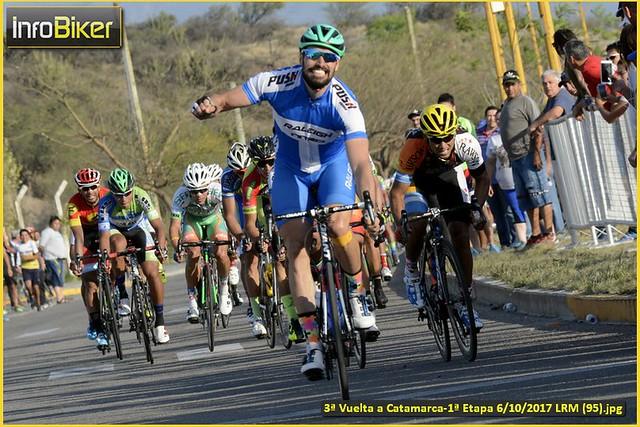 3ª Vuelta a Catamarca-1ª Etapa