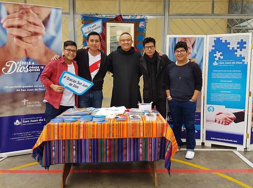 Álbum nuevoPastoral Vocacional participó en el Expo Vocacional