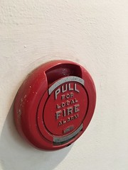 Owls Nest Fire Alarm