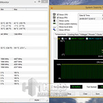 Noctua NH-L12, Test Temperatura ON