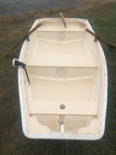 #5029 Sailing Dinghy