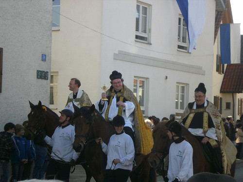 Inchenhofen Leonhardiritt