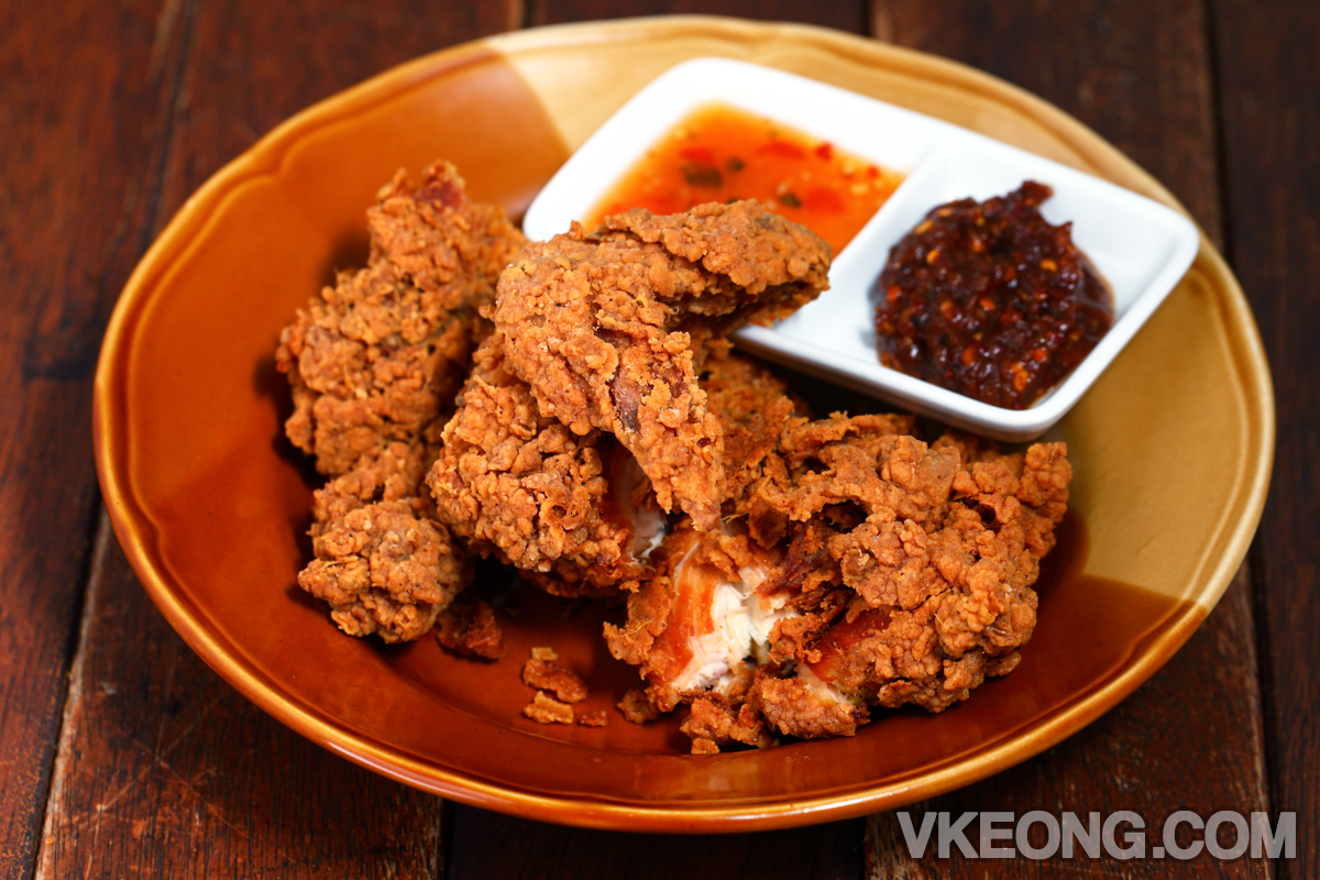 Baan-Kanom-Jeen-Thai-Fried-Chicken