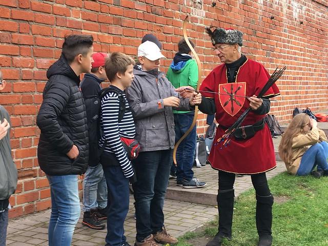 Wrześniowe wycieczki integracyjne do Szafarni i Golubia Dobrzynia