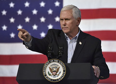 Vice President Mike Pence making Buffalo appearance