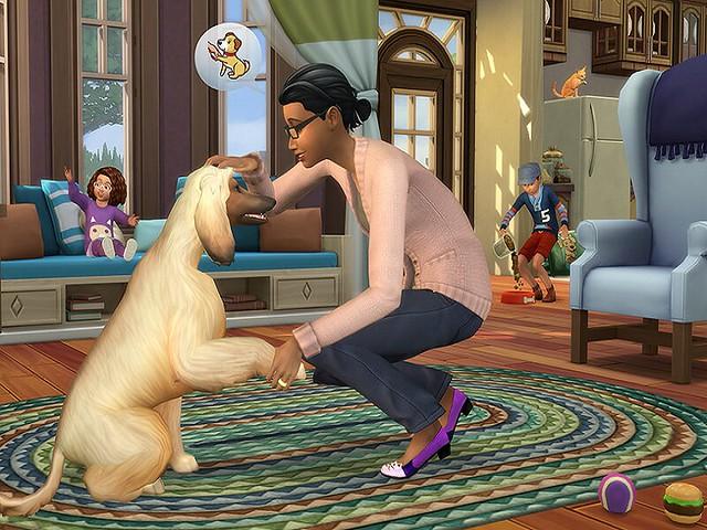 Requisitos Mínimos para o The Sims 4 Gatos & Cães