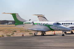 Embraer Phenom 100 (twin-jet) (E50P) N700AJ