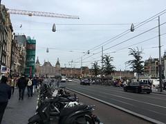 Around Amsterdam Central Station #1