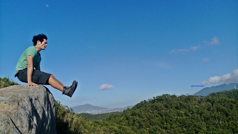 TAIPEI-bush walking-台北郊山健行-內湖金面山剪刀石-17度C隨拍 (30)