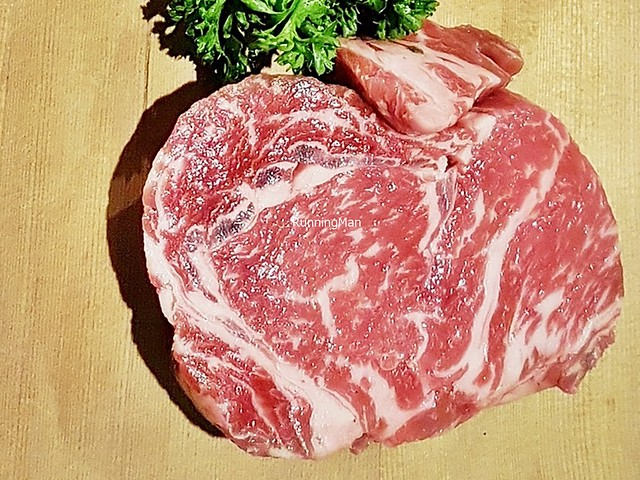USDA Prime Aged Beef Ribeye Steak
