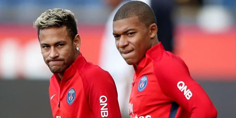 Neymar Berharap Mbappe Bisa Mirip Gaya Messi